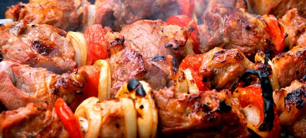 Время приготовления шашлыка из свинины