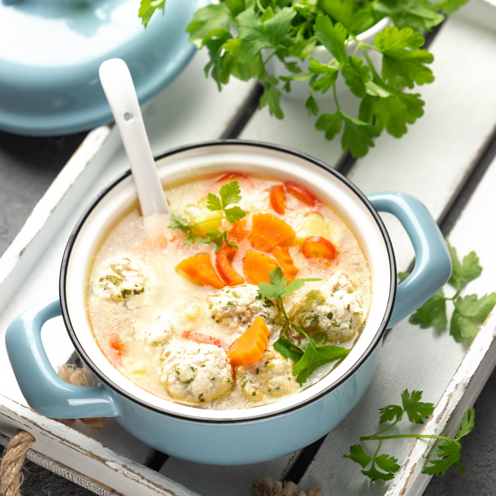 суп из индейки рецепты с фото странице